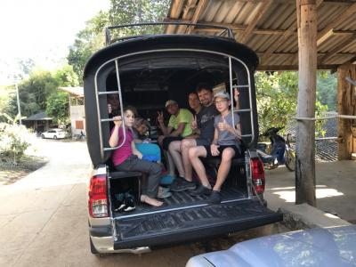 2day1night trekking with Teraza and Family    | Chiang Mai Trekking | Das beste Trekking in Chiang Mai mit Piroon Nantaya