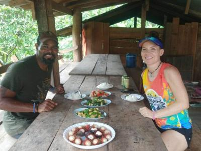One day harder trekking   Private tour From Hannah Moore   | Chiang Mai Trekking | Das beste Trekking in Chiang Mai mit Piroon Nantaya