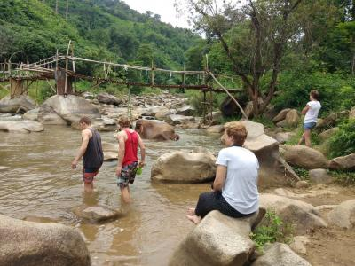 3 Days 2 Nights Trekking tour join group | Chiang Mai Trekking | Das beste Trekking in Chiang Mai mit Piroon Nantaya